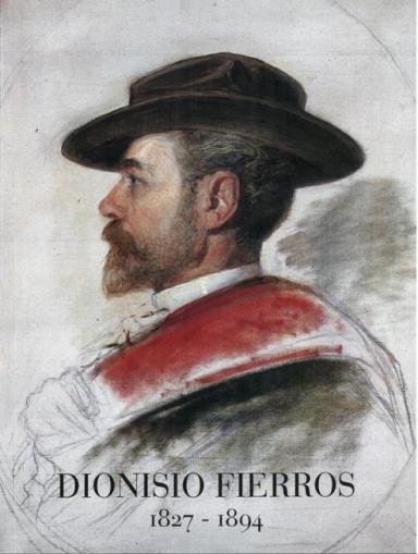 Dionisio Fierros (1827-1894): Íntimo y mundano