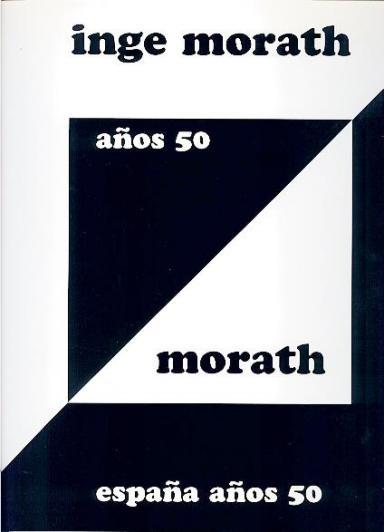Inge Morath: España años 50
