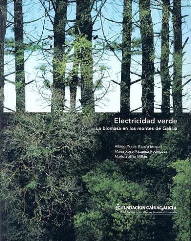 Electricidad verde: La biomasa en los montes de Galicia
